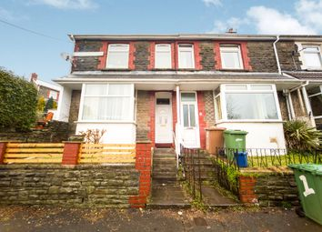 Thumbnail 4 bed end terrace house for sale in Bryncoed Terrace, Abertridwr, Caerphilly