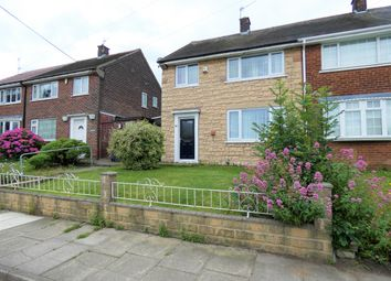 3 bed semi-detached house for sale in Redscope Crescent, Rotherham S61
