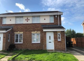 Thumbnail 2 bed semi-detached house to rent in Steel Place, Wishaw