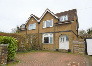 Thumbnail 4 bedroom semi-detached house for sale in Tring Road, Dunstable