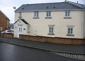 Thumbnail 3 bed terraced house for sale in Gelli Deg, Fforestfach, Swansea.