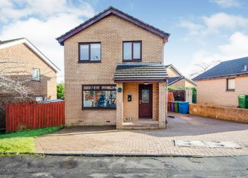 Thumbnail 3 bedroom detached house for sale in Waukglen Crescent, Glasgow