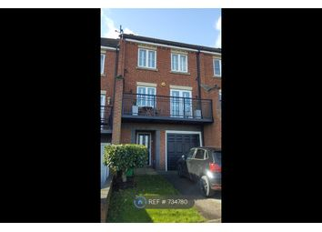 Thumbnail 2 bed terraced house to rent in Cudworth Drive, Mapperley, Nottingham