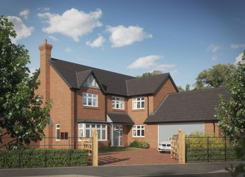 Thumbnail 5 bed detached house for sale in Branston Road, Tatenhill, Burton-On-Trent
