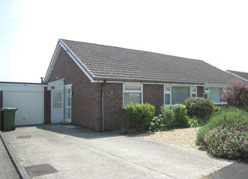 Thumbnail 2 bedroom semi-detached bungalow to rent in Frosthole Crescent, Fareham