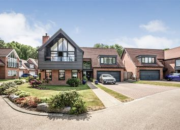 Thumbnail 5 bed detached house for sale in Woodland Gate Walk, Leybourne, West Malling, Kent