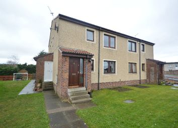 Thumbnail 2 bed flat for sale in Anderson Crescent, Prestwick, South Ayrshire