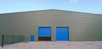 Thumbnail Light industrial to let in Unit 1c, Mochdre Commerce Parc, Mochdre