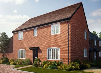 """Thumbnail 4 bedroom detached house for sale in """"The Helpston"""" at Holden Close, Biddenham, Bedford"""