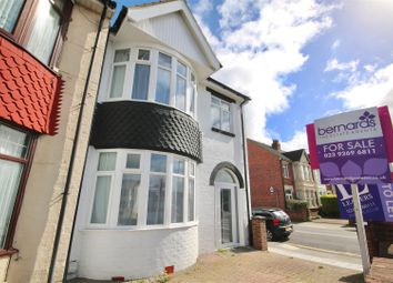 Thumbnail 5 bedroom end terrace house for sale in Copnor Road, Portsmouth