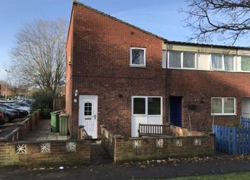 Thumbnail 3 bed end terrace house for sale in Calvards Croft, Greenleys, Milton Keynes