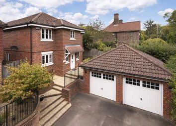 Thumbnail 4 bed detached house for sale in Four Elms Road, Edenbridge