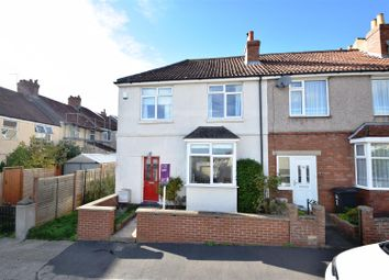 Thumbnail 3 bed end terrace house for sale in Manx Road, Horfield, Bristol