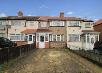 Thumbnail 3 bed terraced house for sale in Woodhouse Avenue, Perivale, Greenford