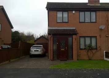 Thumbnail 3 bed semi-detached house to rent in Whitehouse Road, Ruskington