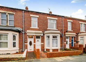 Thumbnail 2 bed flat for sale in Jesmond Terrace, Whitley Bay, Tyne And Wear