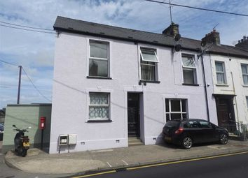 Thumbnail 5 bed end terrace house for sale in Castle Street, Cardigan