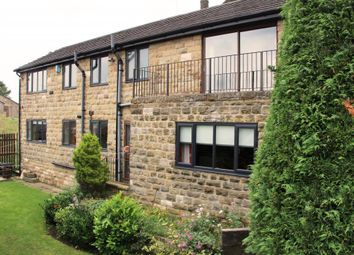 Thumbnail 4 bed detached house for sale in Wells Road, Dewsbury