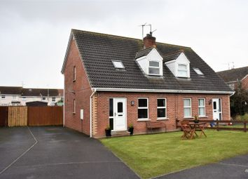 Thumbnail 3 bed semi-detached house for sale in Willowfield Crescent, Craigavon