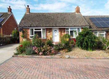 Thumbnail 2 bedroom bungalow for sale in Pakenham, Bury St. Edmunds, Suffolk