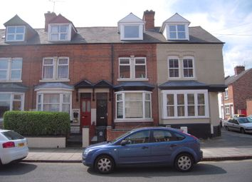 Thumbnail 5 bedroom terraced house to rent in Knighton Fields Road East, Knighton Fields, Leicester