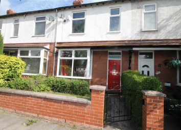 Thumbnail 3 bed terraced house to rent in Falcon Avenue, Urmston, Manchester