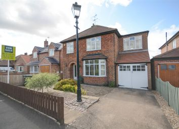 Thumbnail 4 bed detached house for sale in Burnside Grove, Tollerton, Nottingham