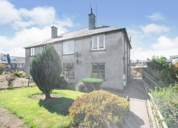 Thumbnail 2 bed flat for sale in Hayshead Road, Arbroath