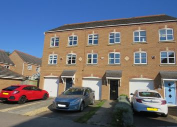 Thumbnail 3 bed town house for sale in Roman Way, Higham Ferrers, Rushden