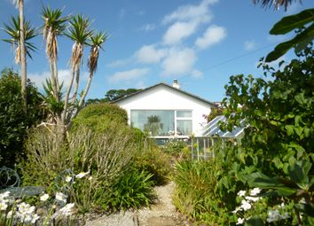 Thumbnail 2 bed detached bungalow for sale in Creeping Lane, Newlyn, Penzance