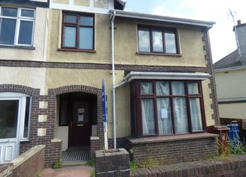 Thumbnail 3 bed end terrace house for sale in Deiniol Road, Bangor, Gwynedd