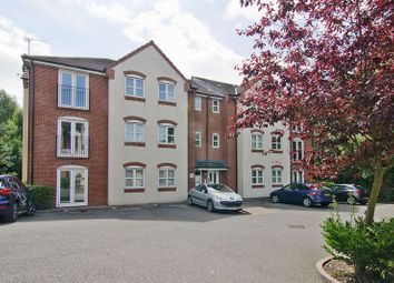 Thumbnail 2 bed flat for sale in Quarry Court, Quarry Hill, Wilnecote, Tamworth
