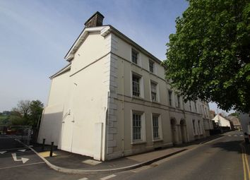 Thumbnail 1 bed flat for sale in Glamorgan Street, Brecon
