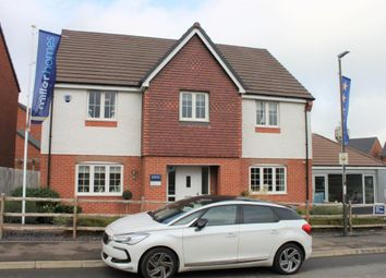 Thumbnail 5 bed detached house for sale in Richardson Way, Langley Country Park, Derby