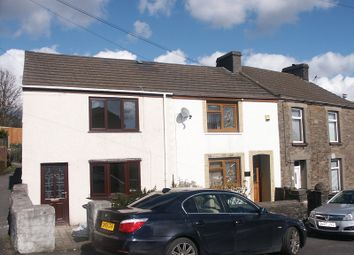Thumbnail 2 bed end terrace house to rent in Old Road, Skewen, Neath.