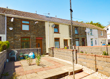 Thumbnail 2 bedroom cottage for sale in Railway Terrace, Pontycymer, Bridgend