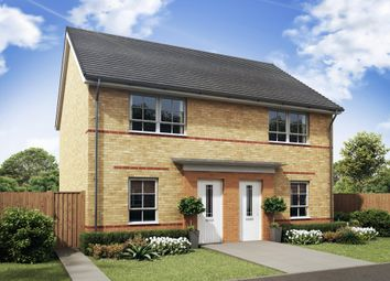 "Thumbnail 2 bedroom end terrace house for sale in ""Kenley"" at Cockett Lane, Farnsfield, Newark"