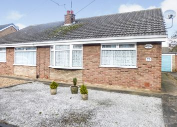 Thumbnail 2 bed semi-detached bungalow for sale in Wadsworth Avenue, Hull