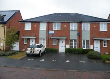 Thumbnail 1 bed terraced house to rent in Pandora Drive, Stanground, Peterborough