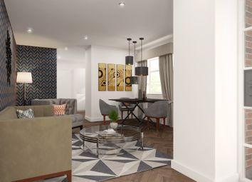 Thumbnail 2 bed flat for sale in Crosby Road North, Waterloo