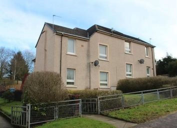 Thumbnail 1 bed flat for sale in Kirk Place, Cumbernauld, Glasgow, North Lanarkshire