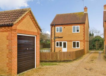 Thumbnail 3 bedroom detached house to rent in Hoggs Drove, Marham, King's Lynn