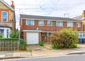 Staunton Road, Kingston Upon Thames KT2. 3 bed end terrace house
