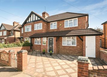 Thumbnail 5 bed semi-detached house for sale in Misbourne Road, Hillingdon, Middlesex