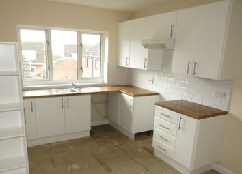 Thumbnail 2 bed flat for sale in Landsdowne Road, Yaxley, Peterborough, Cambridgeshire