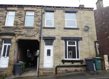 Thumbnail 1 bed end terrace house to rent in Centre Street, Heckmondwike, West Yorkshire