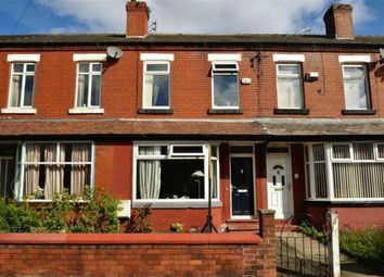 Thumbnail 2 bed terraced house for sale in Hayfield Road, Salford