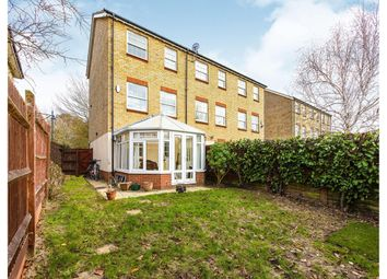 Thumbnail 3 bedroom town house to rent in Jeavons Lane, Great Cambourne, Cambridge