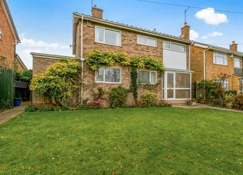Thumbnail 4 bedroom detached house for sale in Booth Lane South, Weston Favell, Northampton
