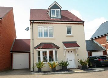 Thumbnail 4 bed detached house to rent in Royal Gardens, Tadley